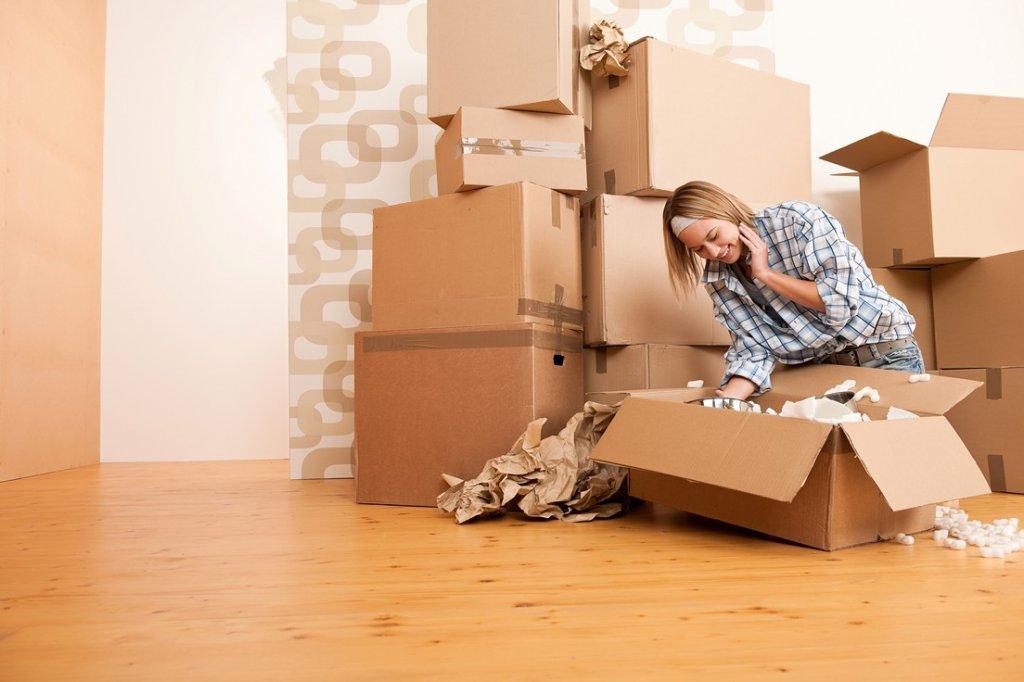 Подготовка к переезду в другой город