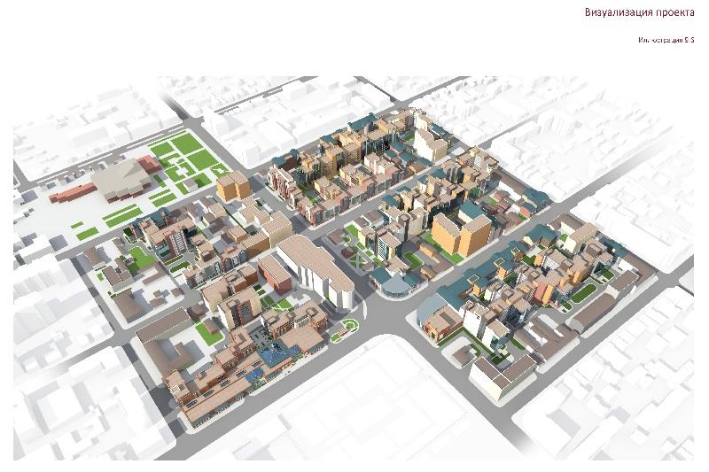 Пять кварталов: новый облик старой Самары