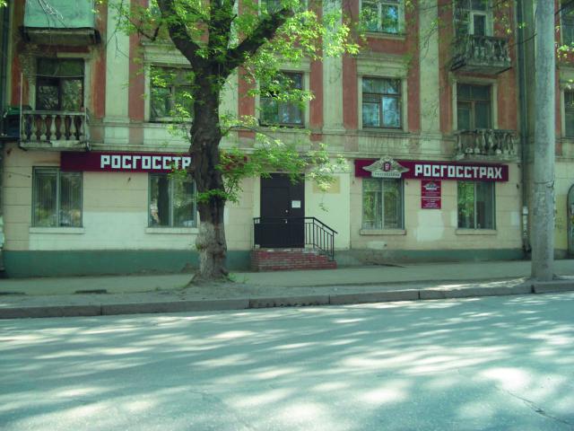 Самара, пр. Масленникова, 8