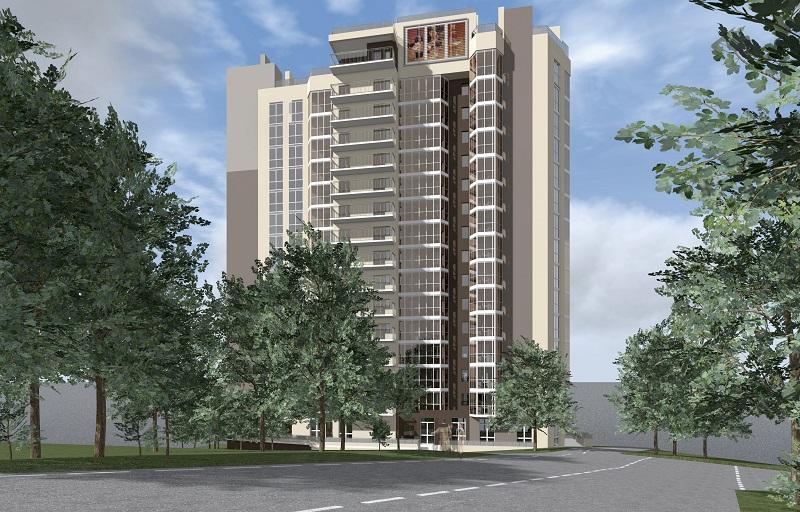 16 этажные дома: